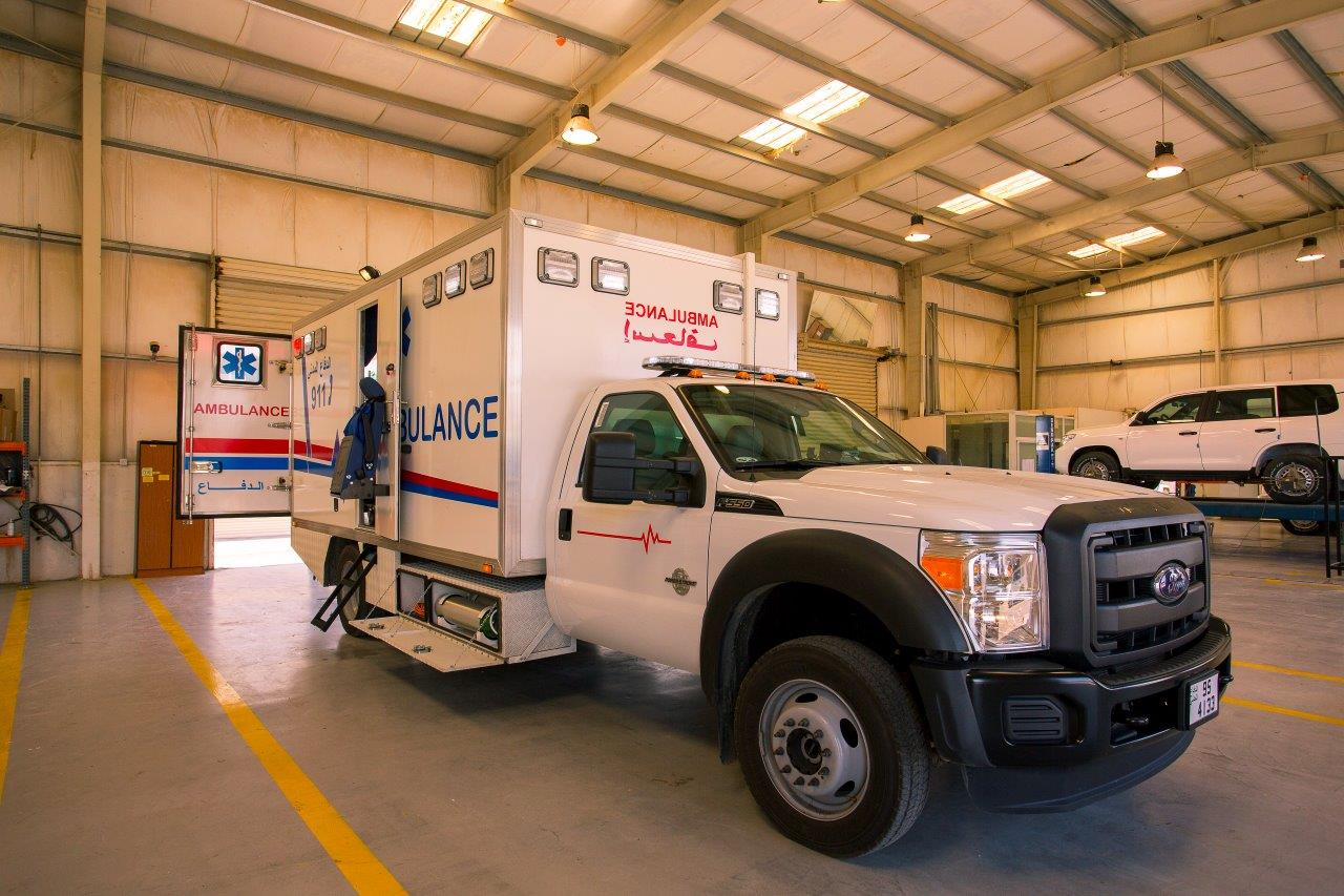 refMass Casualty & Evacuation Vehicles